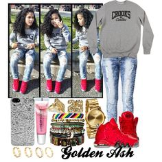 Crooks And Castles, created by fashionsetstyler on Polyvore