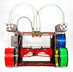 ORD Solutions MH3000 - 5 Color/Material 3D Printer with Liquid Cooling - Fully assembled 3,606.30 CAD
