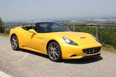 Yellow Ferrari California Ferrari California, Ferrari 2017, Bmw, Yellow, Sports, Motor Sport, Cars, Nice, Check