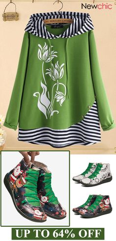 Fashion Outfits, Womens Fashion, Look, Anthropologie, Sweatshirts, Sweaters, How To Wear, Clothes, Dresses