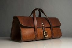 Klein Leather Tool Bag 18""