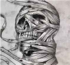 #art #tattoo #sketch #drawing #skull