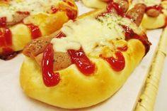 【レコールバンタン】平野講師の製パン授業でクリームコロネとウィンナーロールを作りました♪