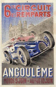 Angoulême - 6ème Circuit des remparts - (Misky) -