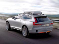 КЛАССНЫЕ ФОТО АВТО! (и не только): Volvo Concept XC Coupé
