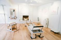 Home Studio, Dream Studio, Studio Spaces, Wellness Studio, Fitness Studio, Wellness Center, Studio Interior, Pilates Studio, Pilates Reformer