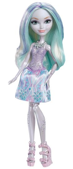 Ever After High Epic Winter Sparklizer Crystal Winter