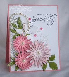Greyt Paper Crafts: Flowers and the Heartfelt Creations Design Team Alumni Blog Hop
