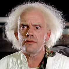 """Christopher Loyd (October 22, 1938) American actor (o.a. known from the movie """"Back to the Future"""" from 1985)."""
