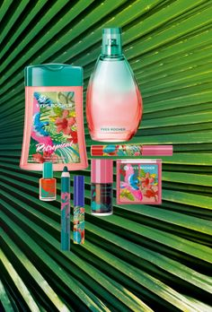Retropical the perfect summer collection! #yvesrocherusa #summerbeauty