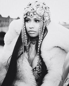 Pinterest @jaelynstlewis ✨ Nicki Minaj
