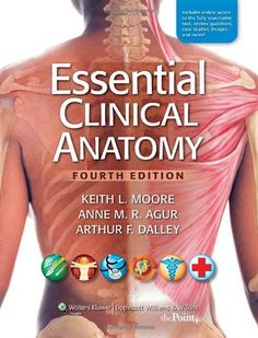 Essential Clinical Anatomy, Fourth Edition presents the core anatomical concepts found in Clinically Oriented Anatomy, Sixth Edition in a co...