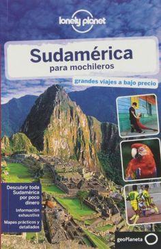 Sudamérica para mochileros 2 (Guías de País Lonely Planet) -  #MedinadeMarrakech