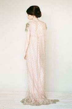 Couture blush pink a