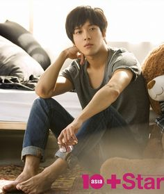 Yong Hwa - 10+ Star Magazine March Issue '15