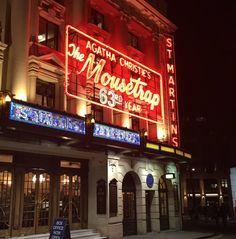 Agatha Christie's Mousetrap - London