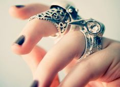 Fall Accessory Trends 2012 | Fall 2012 Accessory Trend: Edgy Jewelry – College Fashion