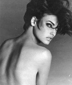 Linda- my model inspiration when I was 6!
