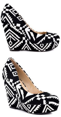 Tribal Wedges <3
