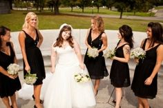 black bridesmaids dresses jcrew