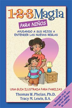 Parenting Advice: 1-2-3 Magic Book for Kids SPANISH Edition by Dr Thomas Phelan