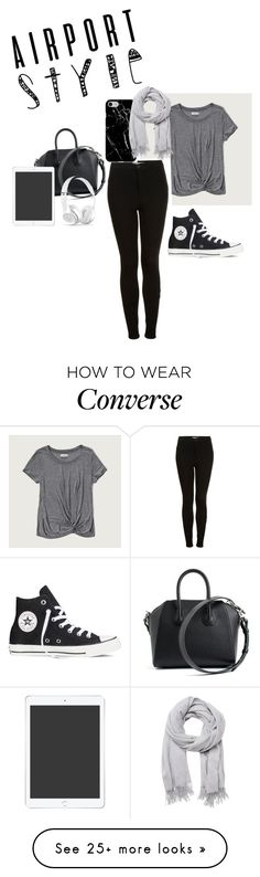 """Untitled #20"" by day18 on Polyvore featuring Abercrombie & Fitch, Topshop, Converse, Givenchy, Recover and Witchery"