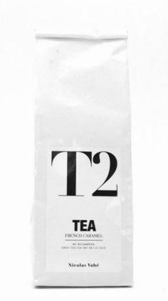 NICOLAS VAHE   Tea french caramel T2