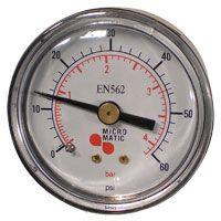 CO2 Pressure Regulator Draft Beer 12-14psi