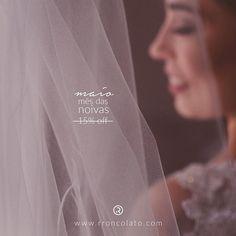 Estamos chegando na última semana do mês de #maio com muitas noivinhas aproveitando a #oportunidade E você está casando ou conhece alguém? Ainda dá tempo. #mesdasnoivas #maio #wedding2016 #estudioroncolato #amorparasempre by rroncolato http://ift.tt/27SiaXo