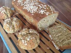 Haferflocken-Quark-Brot, ein beliebtes Rezept aus der Kategorie Backen. Bewertungen: 68. Durchschnitt: Ø 4,6.