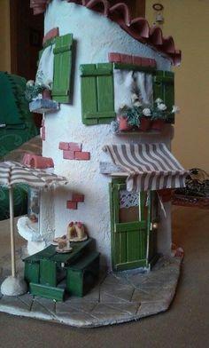 Miniature Houses, Miniature Dolls, Doll House Crafts, Play Clay, Fairy Doors, Fairy Houses, Clay Art, Hd Wallpaper, Decoupage