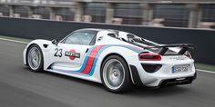New Porsche 915 Spyder photo