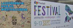 Han sido cinco días de puro aprendizaje creativo en la ciudad de la eterna primavera Cuernavaca, Morelos y todo se lo debemos a #FestivalCuerna: Pixelatl.  #Pixelatl #Eventos #Morelos #Cuernavaca