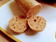 Zdravější varianta knedlíku vhodná pro děti i dospělé. Bread, Food, Breads, Bakeries, Meals