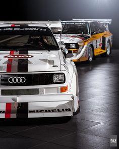 30 Jahre Audi Sport quattro #audi #quattro