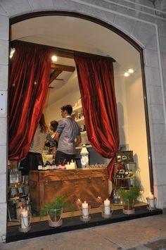 Chiara Hair Studio Verona show windows