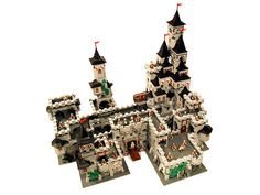 Modular Castle of the week 0