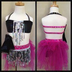 "Mackenzie Ziegler's ""Love Overdose"" costume"