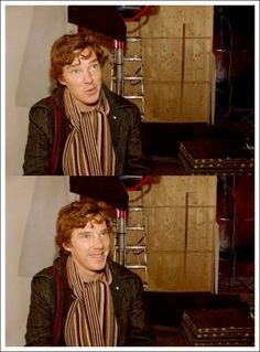 GingerwithascarfBatch :) oh, my ridiculous and lovely boy