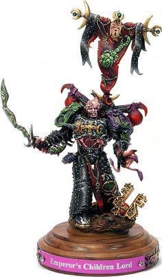 warhammer 40k emperor's children - Google Search