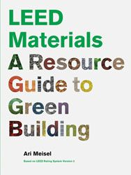 LEED= Leaders in Efficient Energy Design (I believe) here's a $40 Guide to Green Building book