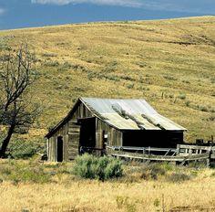 Old Barn & Corral | Flickr - Photo Sharing!