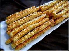 Limara péksége: Sós rudak