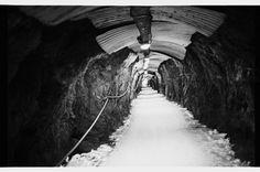 Ski Tunnel In Alpe d'Huez