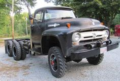 1956 Ford F700 6×6