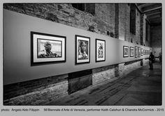https://flic.kr/p/LsMPPw | 56' Biennale d'Arte di Venezia, performer Keith…