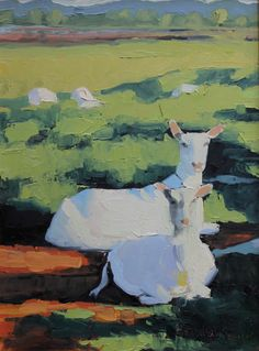 Goats Chickens Cows Landscapes Chickens (sold work)  Goats (sold work) Landscapes (sold work)