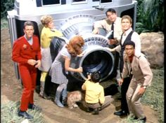 """""""Land of the Giants"""". 1968-1970. I loved this show! I looked forward to seeing what things they would encounter each week."""