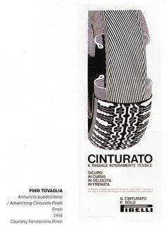 Cinturato Pirelli (1966) - Pino Tovaglia.