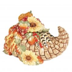 Bountiful Harvest Cookie Jar